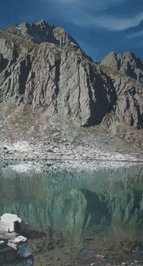 Hundstalsee - Acryl/Leinwand - 80x145